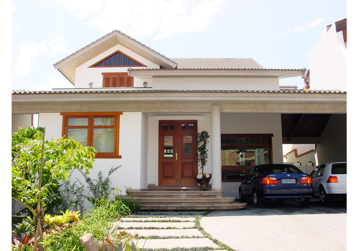 Projeto Residencial Casa RB-RO